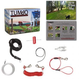 Tumbo Stretch Aerial Trolley (up to 75 ft)