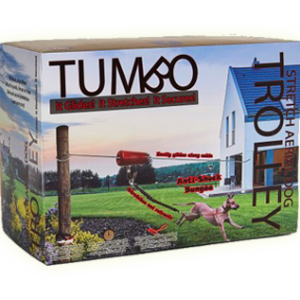 Tumbo Stretch Aerial Trolley (Up to 200ft)
